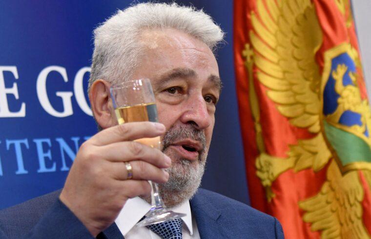Zdravko Krivokapics december eleji beiktatásával egy rendkívül nehéz időszakot hagyott hátra a két ország #moszkvater