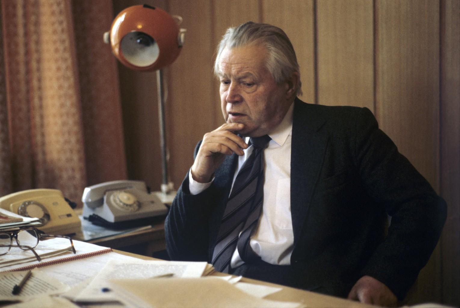 Szergej Zaligin 1987-ben #moszkvater