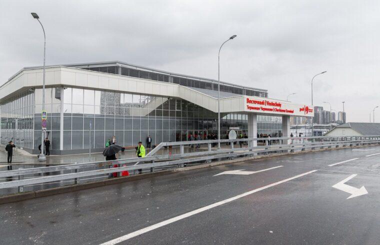 Vosztocsnij vasútállomás #moszkvater