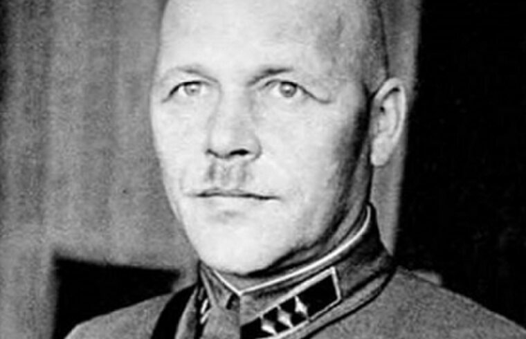 Dmitrij Pavlov tábornok