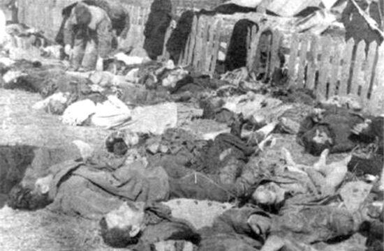 """""""A Volhíniában 1945 februárjáig folytatódó megtorlás összességében több mint százezer lengyel áldozattal járt"""" #moszkvater"""
