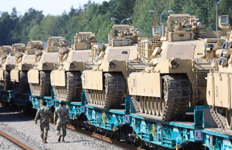 """""""egyedül az Abrams maradt, mint rövid határidőn belül beszerezhető típus"""" #moszkvater"""