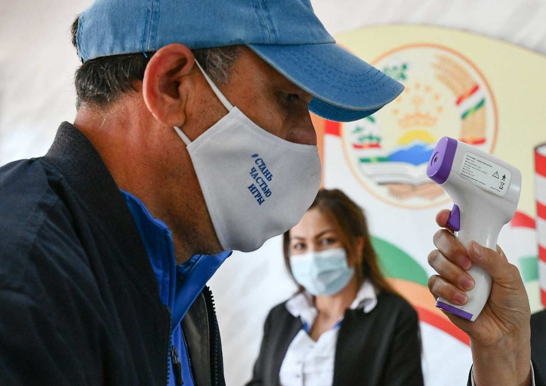 Tádzsikisztánban a hatalom sokáig tagadta, hogy új fertőzések lennének #moszkvater