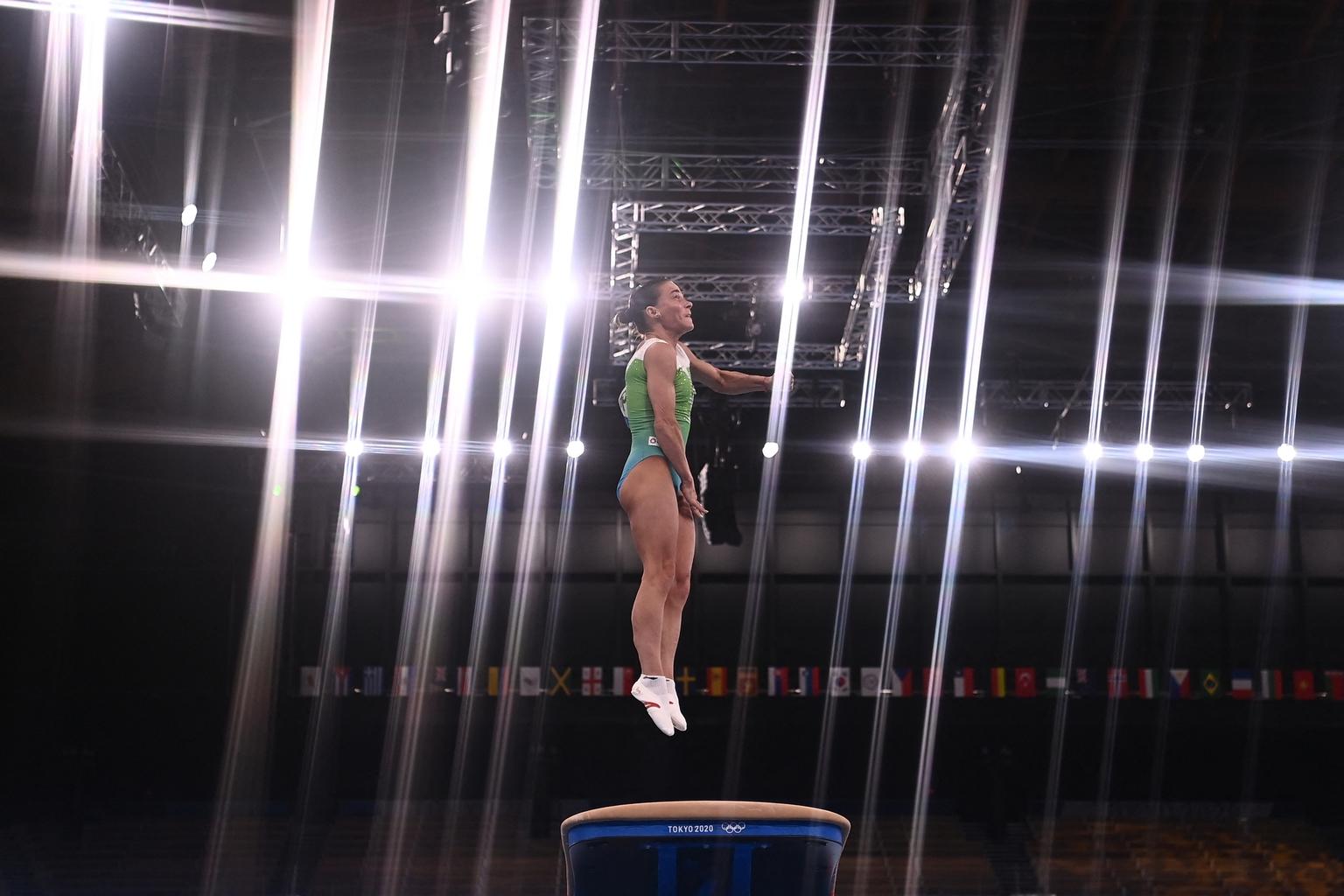 Okszana Csuszovityina a tokiói olimpián 2021. július 25-én #moszkvater