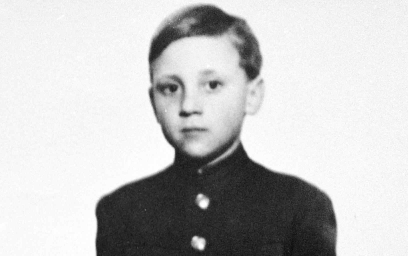 Viszockij 1946-ban #moszkvater