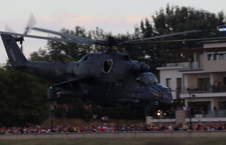 Mi-24 harci helikopter #moszkvater