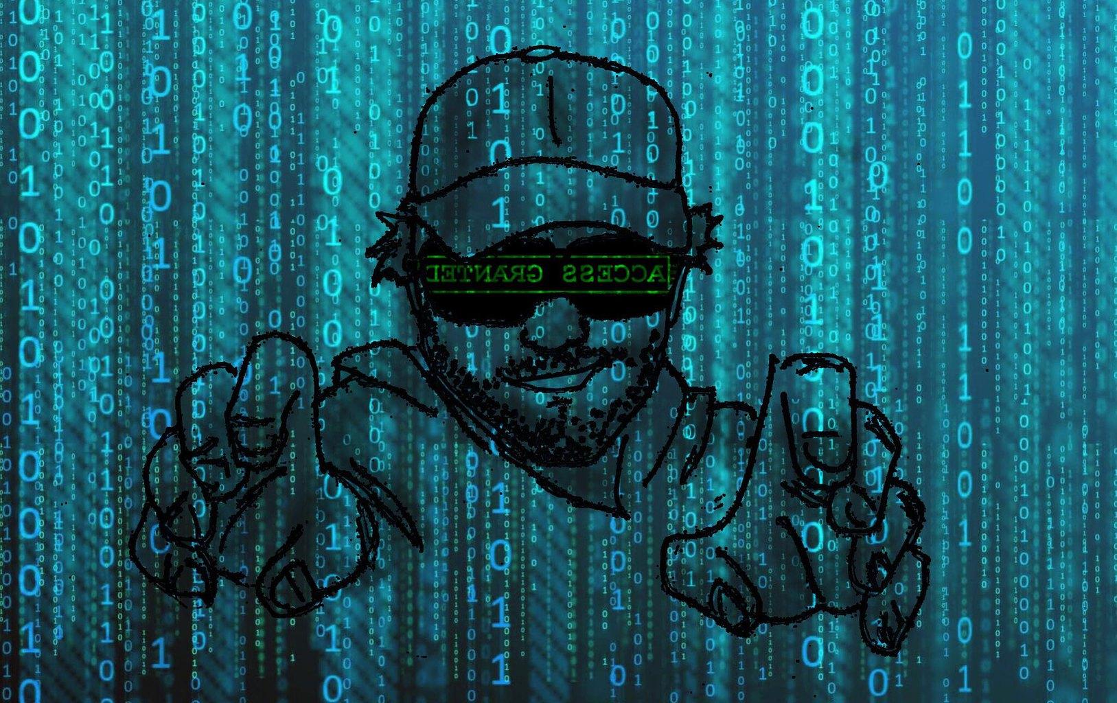 kiberbűnözés illusztráció #moszkvater