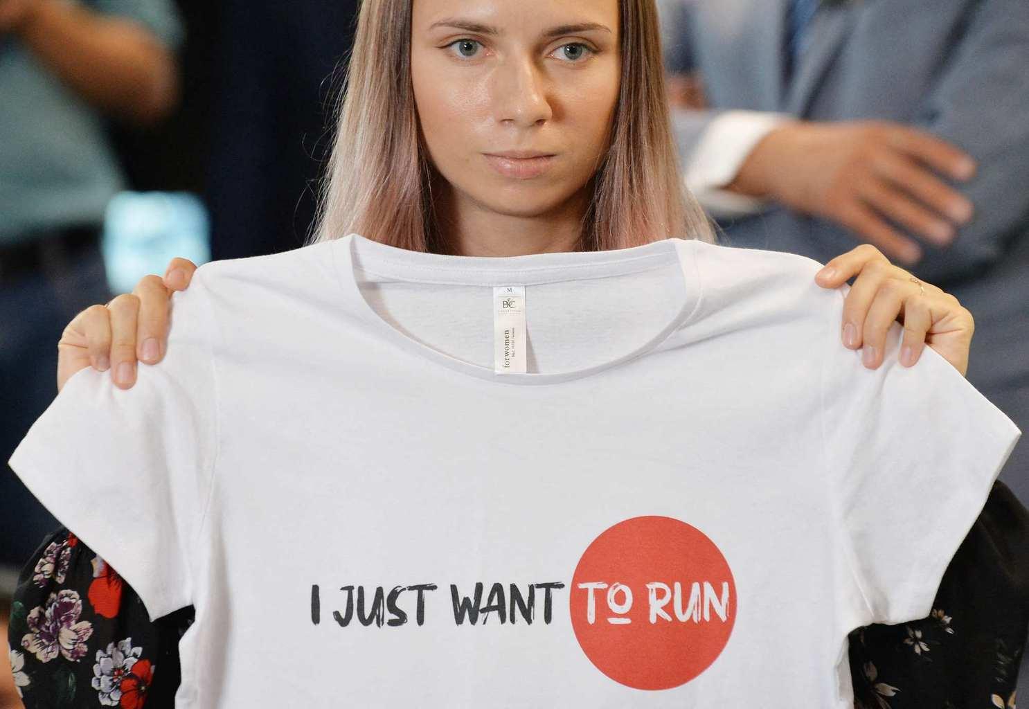 """""""nyugodtan is rendezni lehetett volna ezt a vitát már csak azért is, mert Timanovszkaja csak tartalék lett volna a váltóban"""" #moszkvater"""