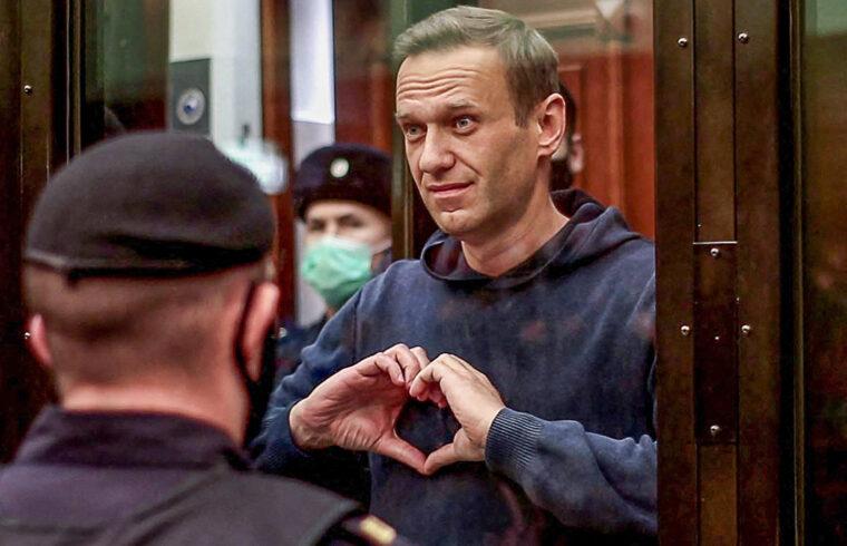 2017 után Alekszej Navalnij személyében idén újra van orosz a TIME magazin TOP 100-as listáján #moszkvater
