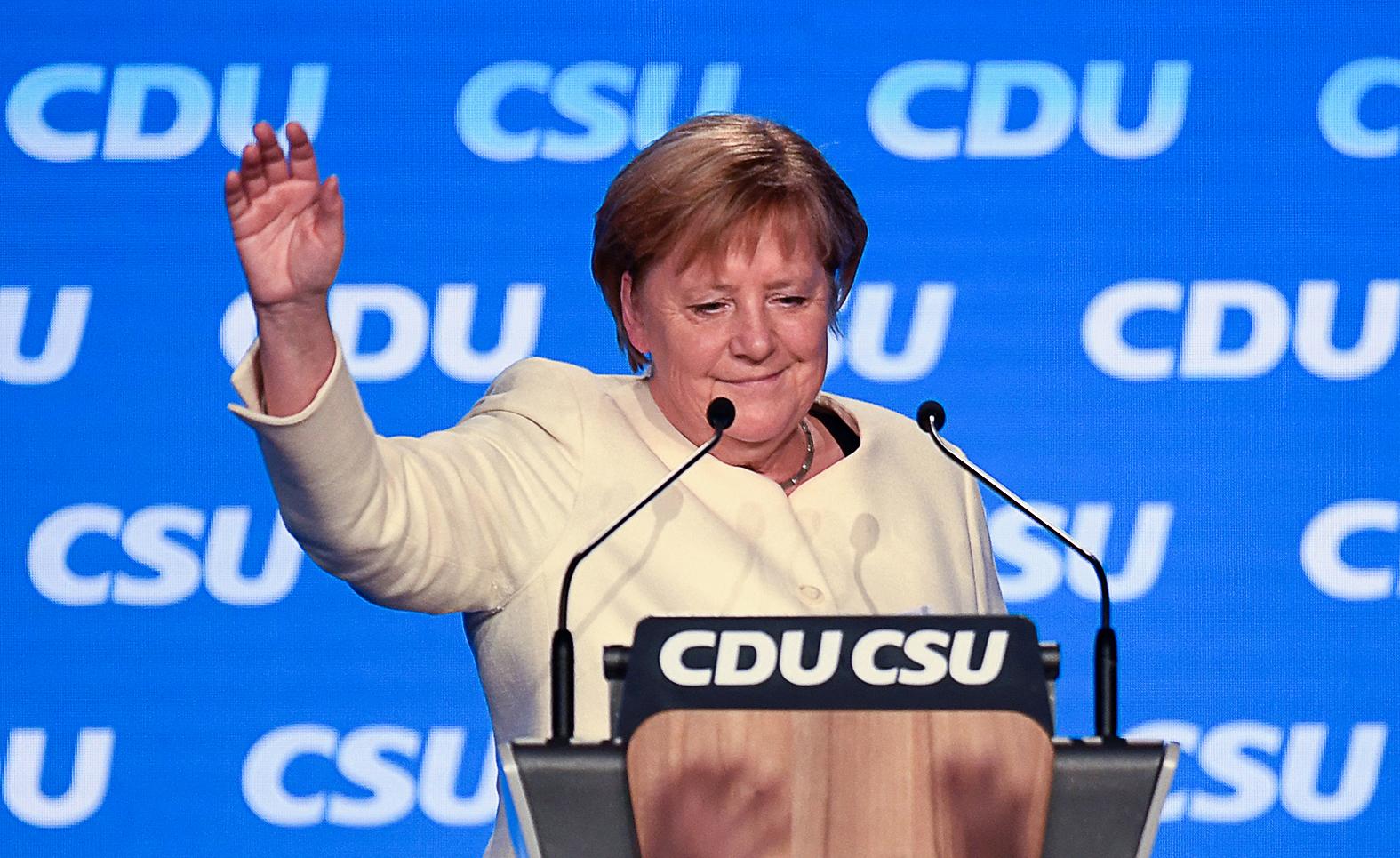Angela Merkel 17 évig volt kancellár Németország élén #moszkvater