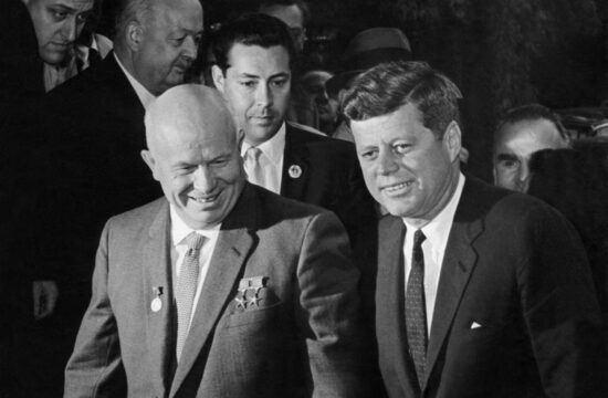 Kennedy és Hruscsov első találkozója Bécsben 1961. június 3-án #moszkvater