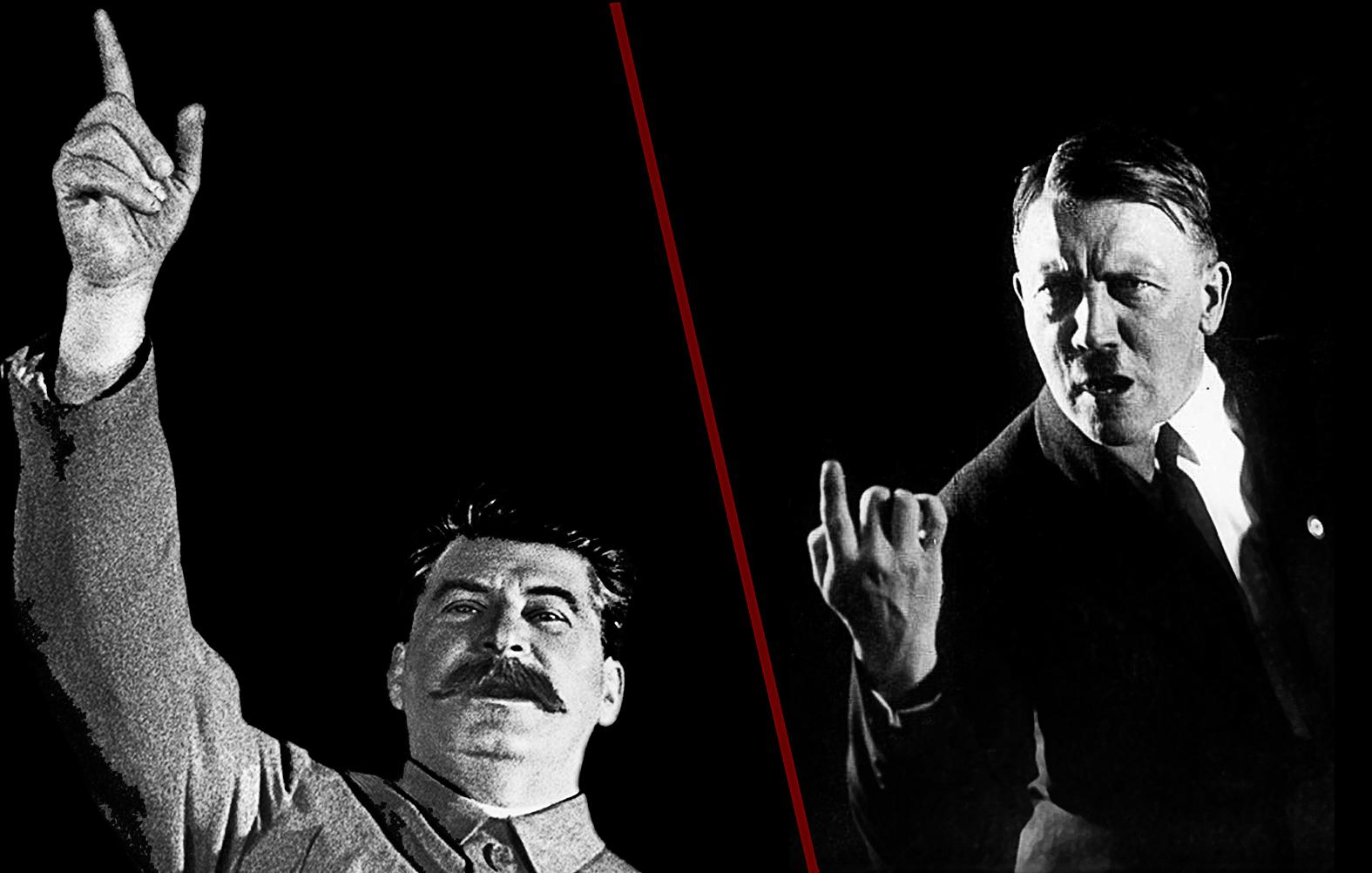 """""""Sztálin tudta revideálni tévedését, amit ellenfele, Hitler soha nem tett meg, fanatizmusa győzött józan esze felett"""" #moszkvater"""