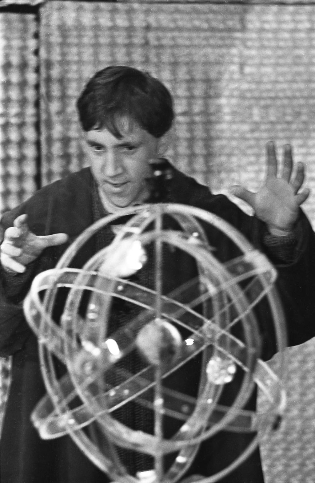 Viszockij Bertold Brecht Galilei című színdarabjában a Taganka színházban 1966-ban #moszkvater