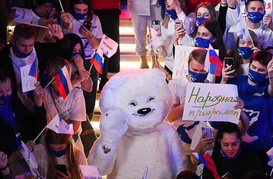 """""""Az Egységes Oroszország eredménye azért tűnik kissé túlzottnak, mert nincs igazán összhangban a romló társadalmi hangulattal"""" #moszkvater"""