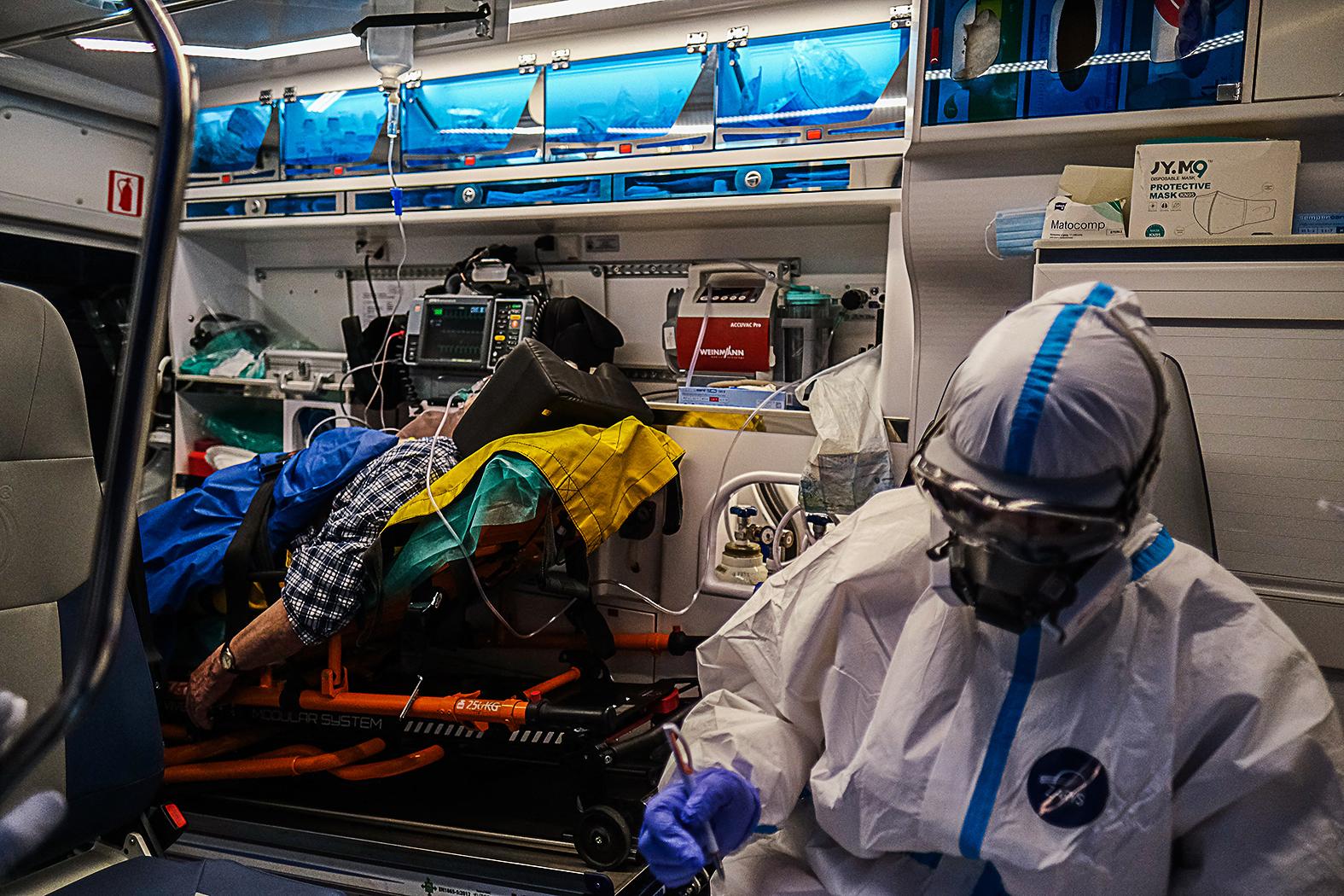 Lengyelországba is megérkezett a járvány negyedik hulláma #moszkvater