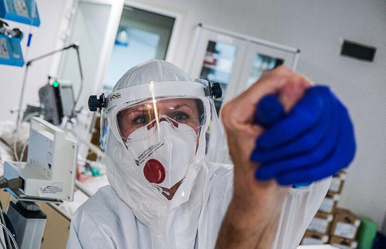 """""""A koronavírus-járvány ideje alatt egyre többen jöttek rá, mennyire fontos az egészség"""" #moszkvater"""