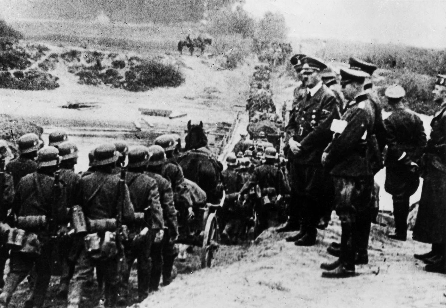 """""""Abban nincs vita a történészek megítélésében, hogy a németek """"Fehér hadművelete"""" 1939. szeptember 1-én a II. világháború európai szakaszát nyitotta meg"""" #moszkvater"""