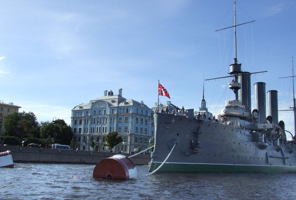 Az Auróra a Néván #moszkvater