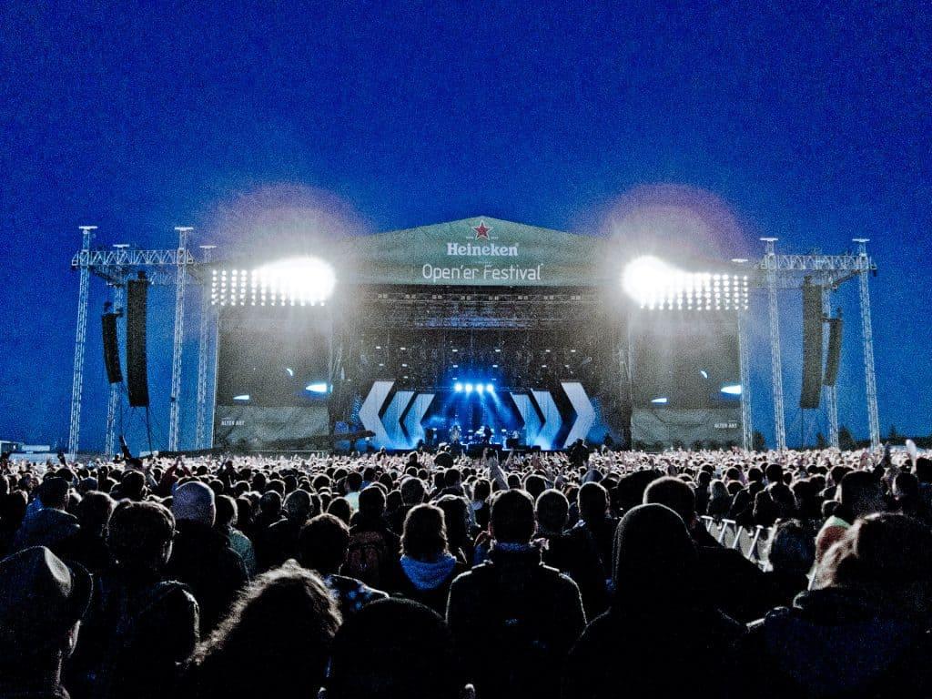 Open'er fesztivál