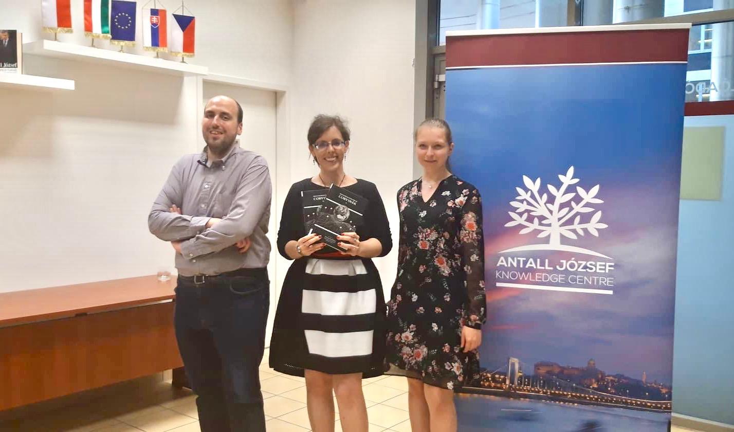 A kötet szerkesztői: Dr. Baranyi Tamás Péter, Dr. Szálkai Kinga és Szarka Luca #moszkvater