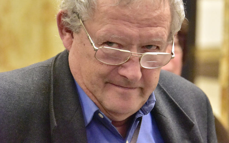 Adam Michnik 2018-ban Fotó:Wikipédia #moszkvater