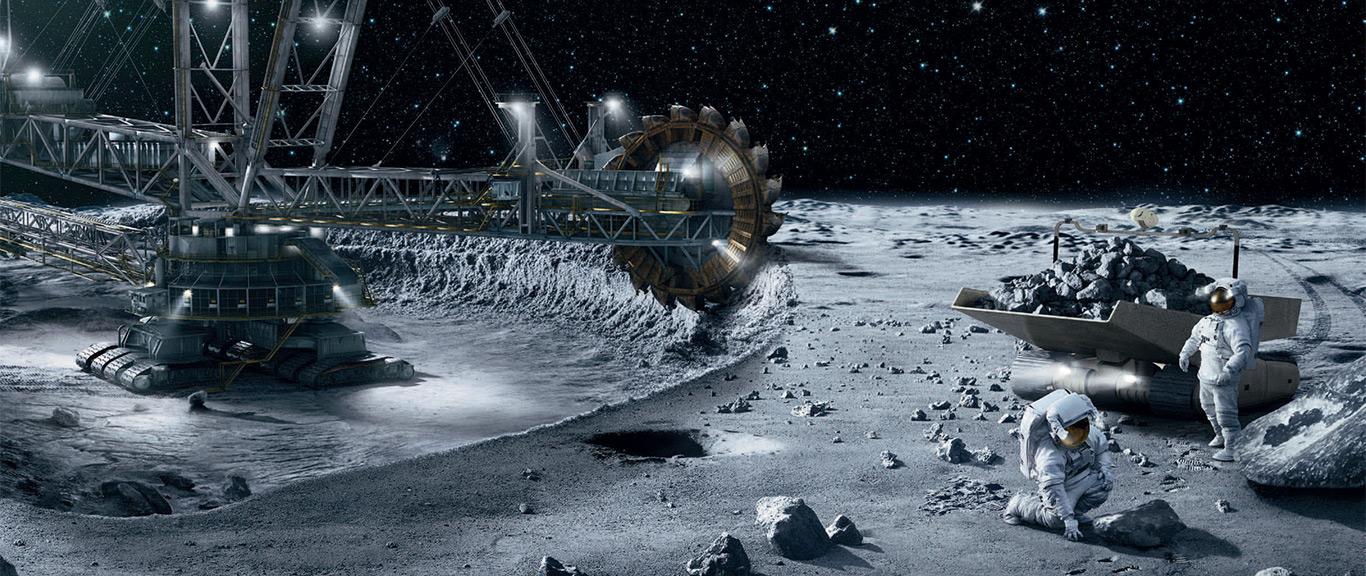 Az aszteroidákból szinte kimeríthetetlen mennyiségű nyersanyaghoz juthatnánk #moszkvater