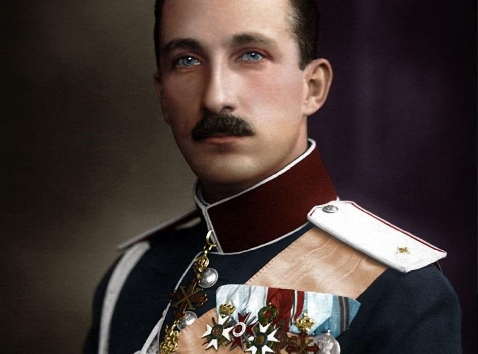 III. Borisz, bolgár cár #moszkvater