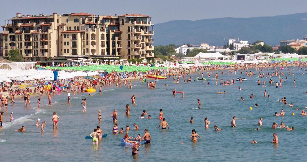 A bolgár tengerpart szállodai infrastruktúrája az évezredforduló után teljesen megújult, sok új üdülőkomplexum épült fel #moszkvater