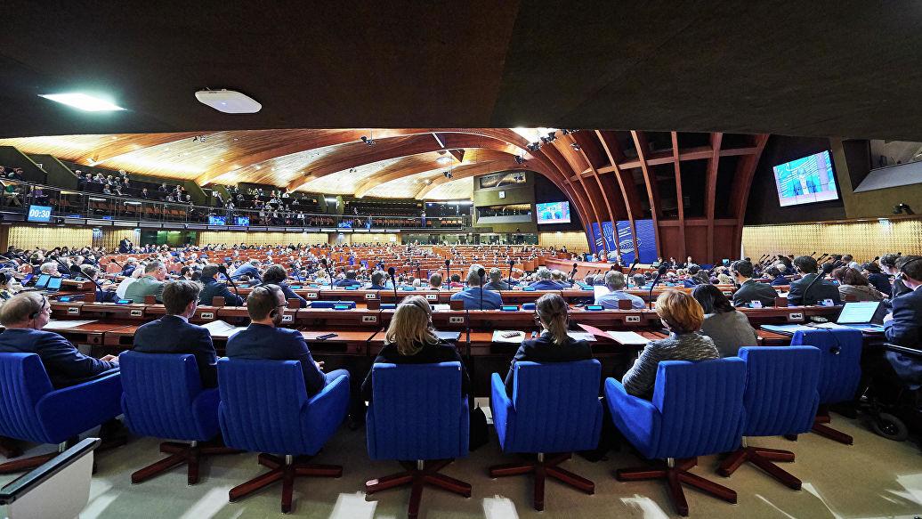 Visszaállították Oroszország szavazati jogát az Európa Tanács Parlamenti Közgyűlésében, és ez megnyithatja az utat a szankciók enyhítése felé is #moszkvater