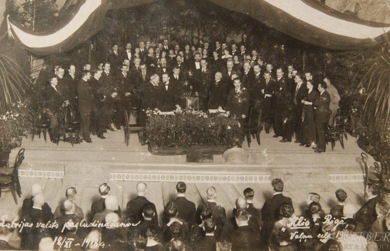 1918. november 18-án Rigában kikiáltották a független Lett Köztársaságot #moszkvater