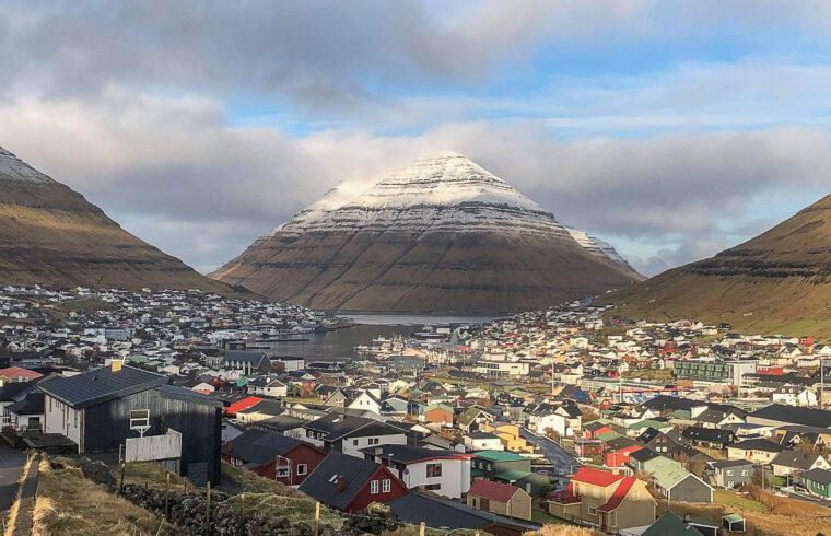 Klaksvíkban kevesebb, mint ötezren élnek #moszkvater