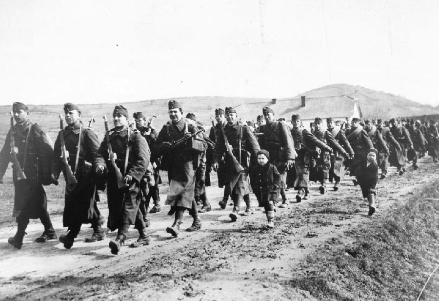 1939. március 15-én vonult be a magyar hadsereg Kárpátaljára #moszkvater