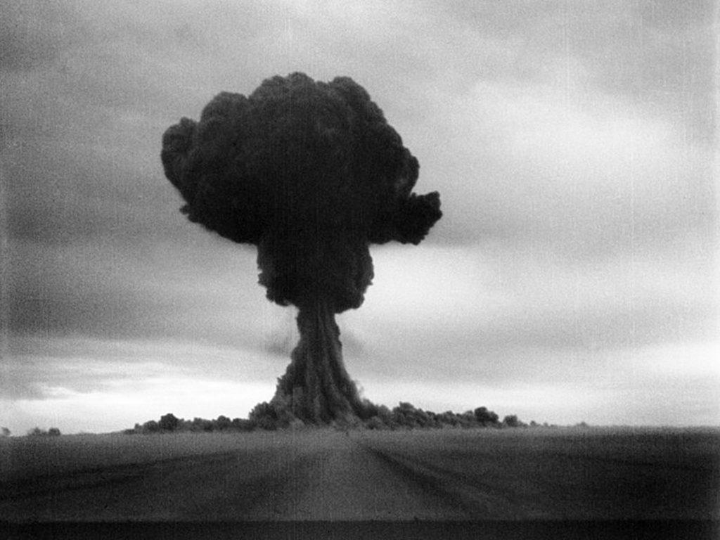 A Szovjetunió első atomrobbantása 1949. augusztus 29-én #moszkvater