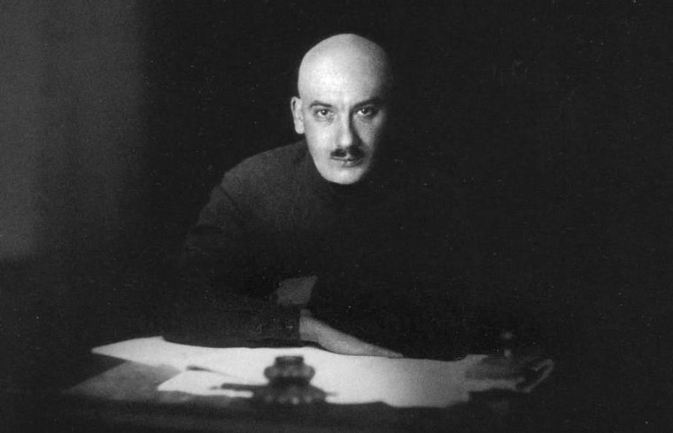 Genrih Jagoda, a cseka illusztris alakja irodájában 1930-ban #moszkvater