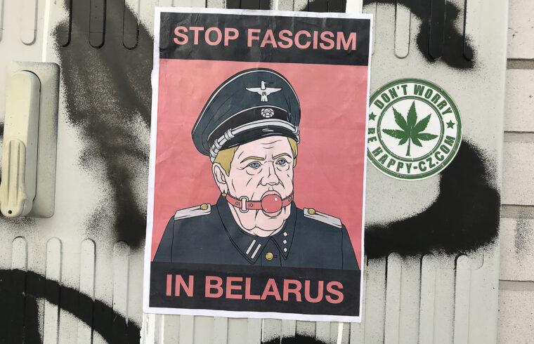 belarusz plakát #moszkvater