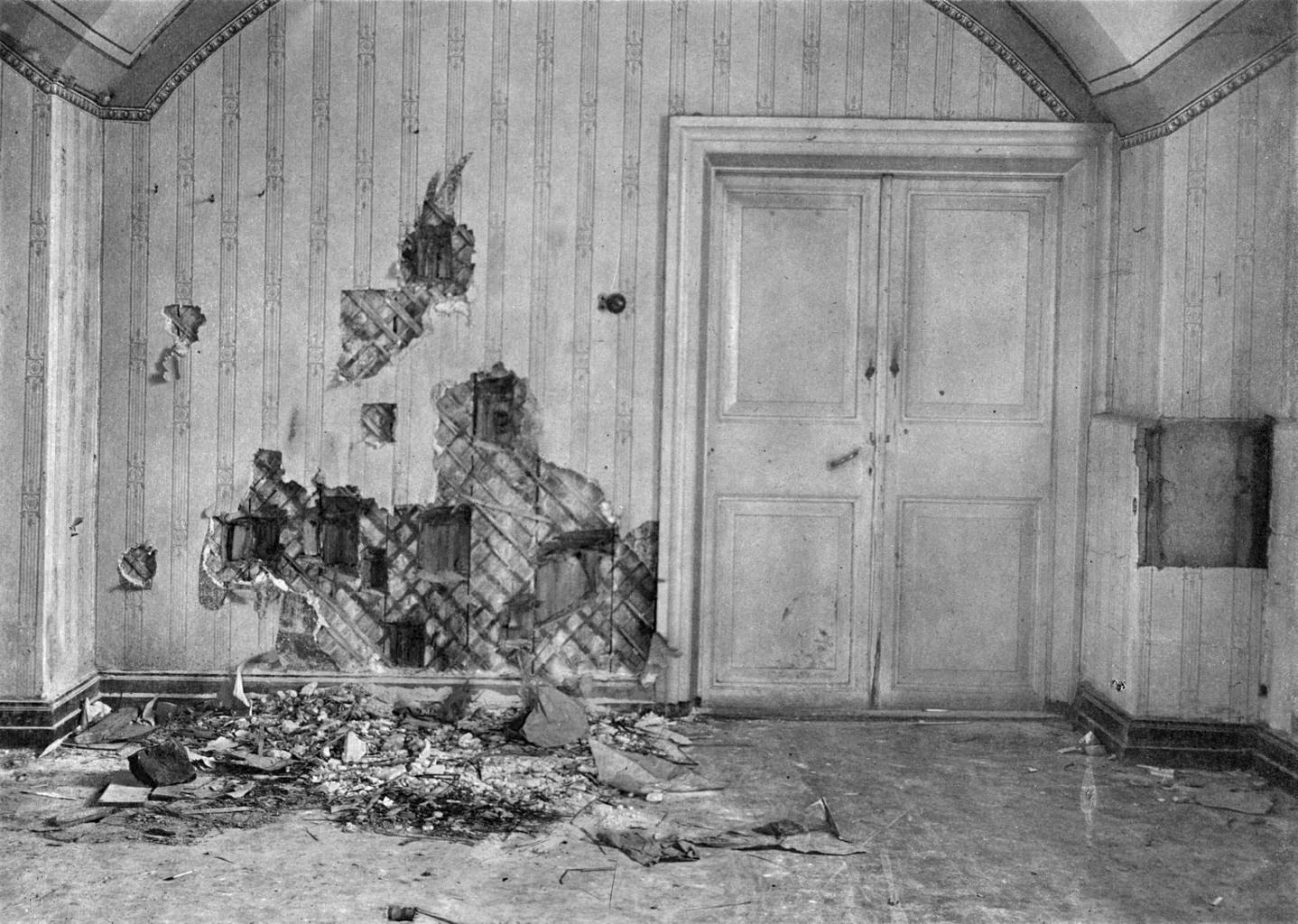 Az Ipatyev-ház pincéje, ahol kivégezték a cári családot. #moszkvater