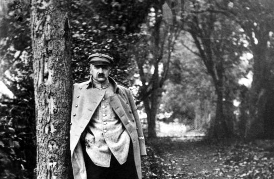 Józef Piłsudski #moszkvater