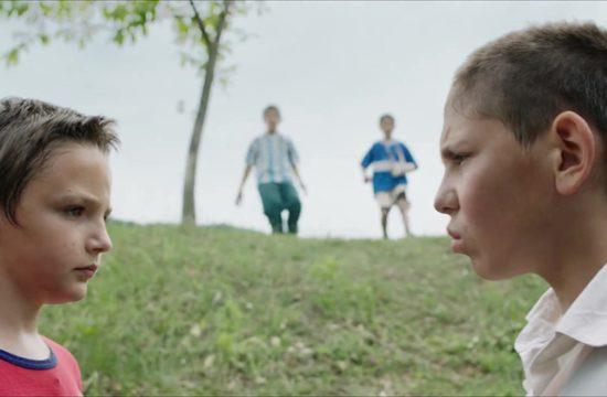 Filip Subaric és Denis Muric az Enklávé című filmben #moszkvater