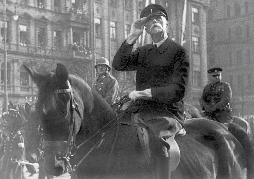 Thomas G. Masaryk #moszkvater