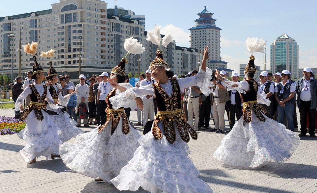 A kazah gondolkodásban a legtiszteltebb helyet foglalja el a nauriz, amelyet már a muzulmán vallás elterjedése előtt is ünnepelték #moszkvater