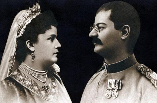 I. Sándor Obrenović és Draga Mašín #moszkvater