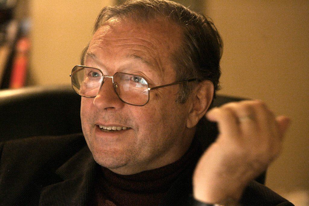 Krzysztof Zanussi #moszkvater Tóth Tibor