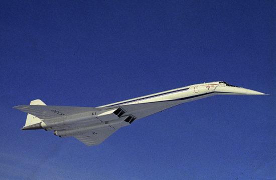 A Tu-144-es szuperszonikus utasszállító repülőgép 1973-ban #moszkvater