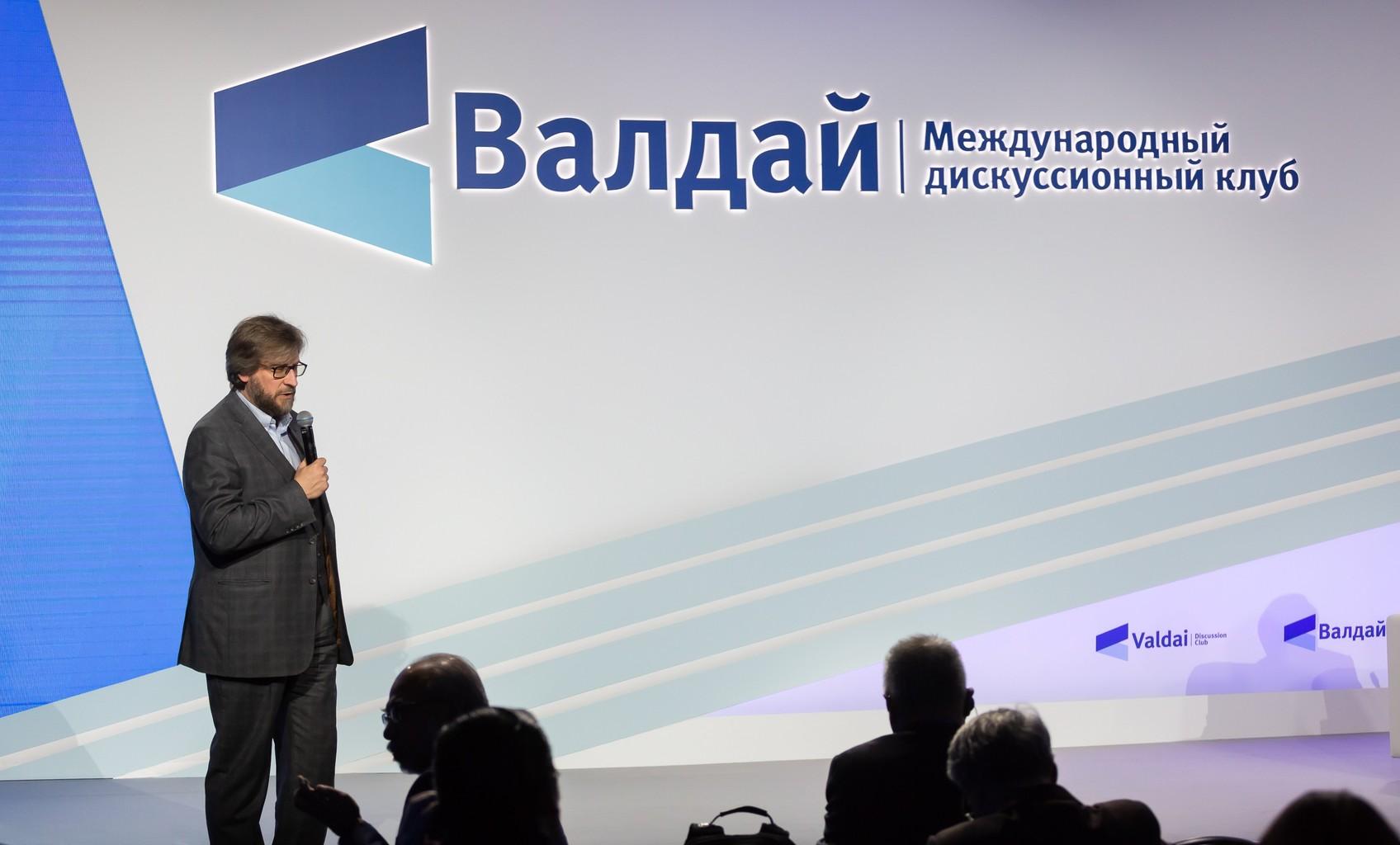 Fjodor Lukjanov, a Valdaj Klub tudományos igazgatója #moszkvater