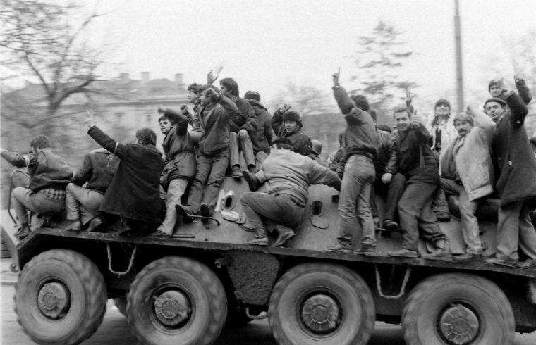 Az 1989-es romániai forradalom Temesváron robbant ki #moszkvater