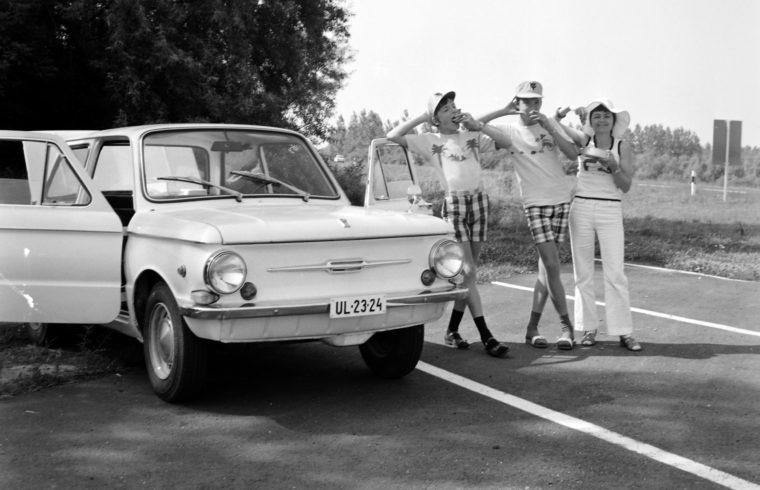A Zaporozsec Magyarországon is az utcakép része volt a 70-es, 80-as években #moszkvater