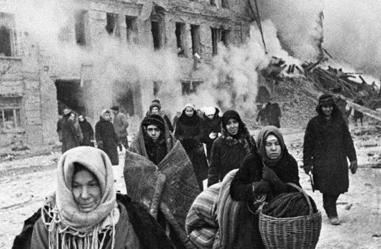 Leningrád, a mai Szentpétervár ostroma 900 napig tartott #moszkvater