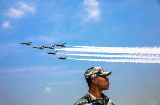 """""""A gazdasági potenciál bővülését Kína esetében egyre erősebb katonai jelenlét is kíséri, ami újabb problémás faktort jelent amerikai szempontból"""" #moszkvater"""
