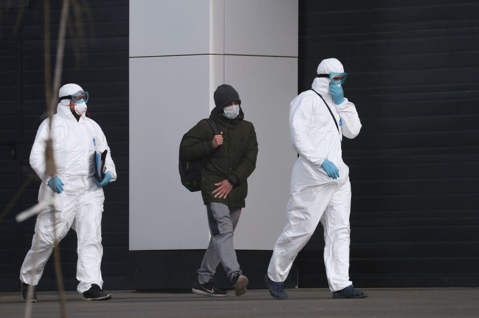A Kínával 4250 kilométer hosszan határos Oroszországban ezidáig mindössze 63 fertőzést jelentettek #moszkvater