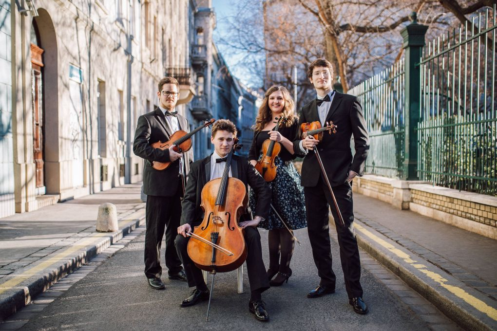 Kruppa kvartett #moszkvater